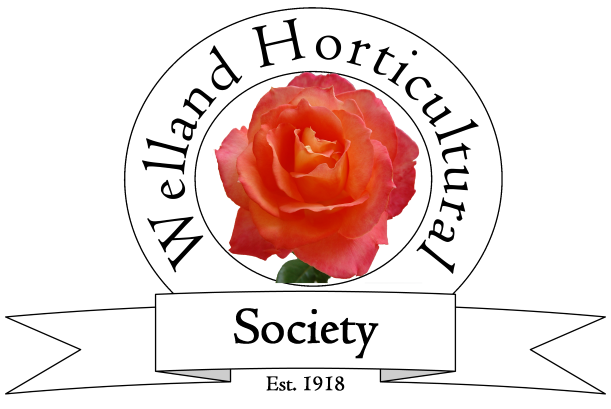 Welland Horticultural Society's Logo